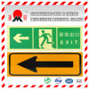 Pet/PVC Photo Luminescent Reflective Film Road Guiding Sign (FG301)