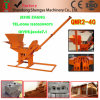 Manual Interlocking Soil Brick Block Machine (QMR2-40)