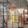 Aluminum or Steel Storage Racking Powder Coating Equipment