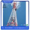 Free Standing Angle Steel Radio Telecom Microwave Antenna Towers