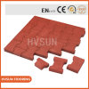 Building Construction Foot Rubber Pad Rubber Flooring Pad