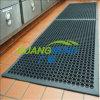 Anti Slip Interlocking Durable Rubber Door Mat/ Oil Resistance Rubber Mat/Acid Resistant Bathroom Rubber Mat/Square Rubber Tile