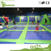 Factory Price Amusement Park Trampoline with Foam Pit