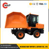10 Years Manufacturer 5 Ton Mini Site Dumper with Rotary Bucket Options