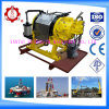 Air Winch for Drilling and Oilfied Platforms