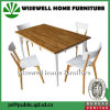 Solid Wood Modern Dining Room Furniture Set