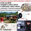 GSM Neighbor Help, GSM Community Security and Alarm Box