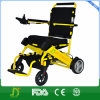 Comfortable Power Wheelchair Easy to Be Fold in 5 Seconds