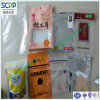 Zipper Seal Stand-up BOPP Plastic Packaging Bag