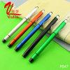Multi-Color Highlighter Plastic Pen Cheap Customized Logo Pen on Sell