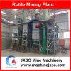 Rutile Mining Equipment, Electrostatic Separator in Rutile Separation Plant