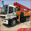 42m 8*4-Rhd-Drive New-Paint Japan Used Concrete Pump Sany Truck (ISUZU-Chassis)