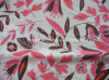 Silk Cotton Voile Screen Printed Fabric