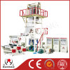 Three-Layer Co-Extrusion Rotary Die-Head Film Blowing Machine