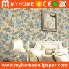 2016 High Quality Flower Decoration Wall Paper