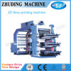 Most Welcomed Plastic Bag 6-Color Flexographic Printing Machine (ZD)