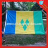 Customized Polyester Sports Giant Flag