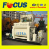 Construction Equipment Productivity 35m3/H Js750 Twin Shaft Concrete Mixer