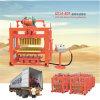 Best Selling Qtj4-40 Brick Machine Price in China, Concrete Brick Moulding Machine