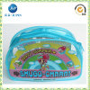 Fashion Transparent PVC Travel Bag (JP-plastic018)