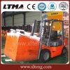 Ltma 3.5 Ton Environmentally LPG Forklift Truck with Tank