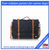 Classic Design Canvas Messenger Bag for Men