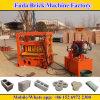 Small Diesel Engine Stationary Concrete Brick Machine