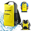 Multiple Pockets Outdoor Waterproof PVC Dry Bag Backpack