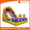 Cartoon Character Inflatable Fun Fair Slide (T4-231)