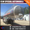 40000L-50000L Gasoline Tank Trailer Aluminum Alloy Oil Carrier Trailer Tank