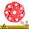 T Segment Diamond Wheel for Grinding Concrete