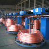 Upward Continuous Casting System for Oxygen-Free Copper Rod a