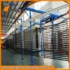 Horizontal Aluminum Profile Manual Powder Coating Line