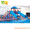 Kid Water Park Slide Cheap, Small Water Playground for Pool