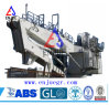 Electric Hydraulic Knuckle Offshore Dock Marine Crane with Folding Arm