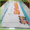 Tri Vision Signboard Hang up Vinyl Banner Outdoor Pomtions Flag Banner