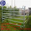 Galvanised Metal 7 Bars Farm Gate