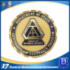 Diamond Cut Metal Coin for Promotion (Ele-C004)