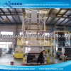 Two Layer Experss Courier Bag Film Blowing Machine