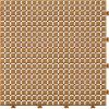 Ce Certificate Interlocking Plastic Mat Decking Tile