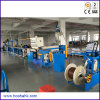 Siemens Motor Driving Physical Foam Cable Wire Extruding Machine