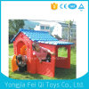 High Quality Colorful Plastic Children Playhouse, Babies Large Plastic Playhouse
