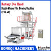 Rotary Die Head Blown Film Machine with Double Winder