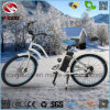 Fat Tire Electric Woman Beach Cruiser Bike with Lithium Battery
