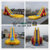 Airtight Game Air Sealed Inflatable Water Slide with Pool (MJE-621)