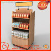 Wooden Food Shelves Display Stand