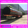 45000lites 3axles 28tons Support Legs Carbon Steel Chemical Tank Semitrailer