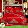 Custom European Style Chinese Luxury Wedding Bedding Set