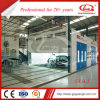 China Leading Manufacturer Powder Coating Spray Paint Equipment Oven Bake Booth for Car