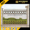 Decorative Outdoor Fencing Powder Coated Aluminum Garden Fence